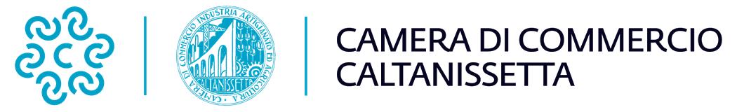 Logo Camera di Commercio di Caltanissetta